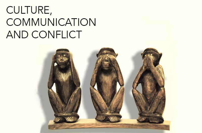 culture communication conflict